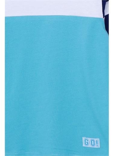 Silversun Kids Uzun Ve Kısa Kol Baskılı Örme Tişört Bk-212812 Lacivert